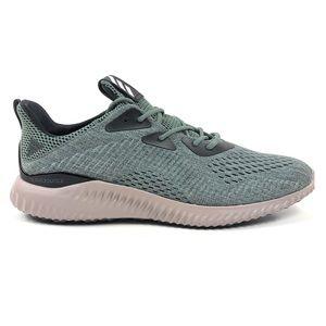 Adidas Alpha Bounce EM Running Green Shoes BB9042